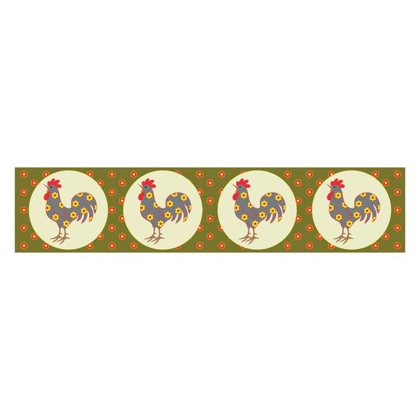 Faixa Digital Galo círculo 7123 - (1 unidade) - 71... - BOUTIQUEDASRENDAS