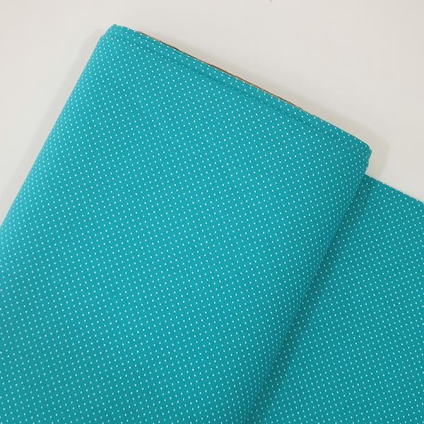 Tecido Tricoline 100% algodão Micro Poá - Verde Ca... - BOUTIQUEDASRENDAS