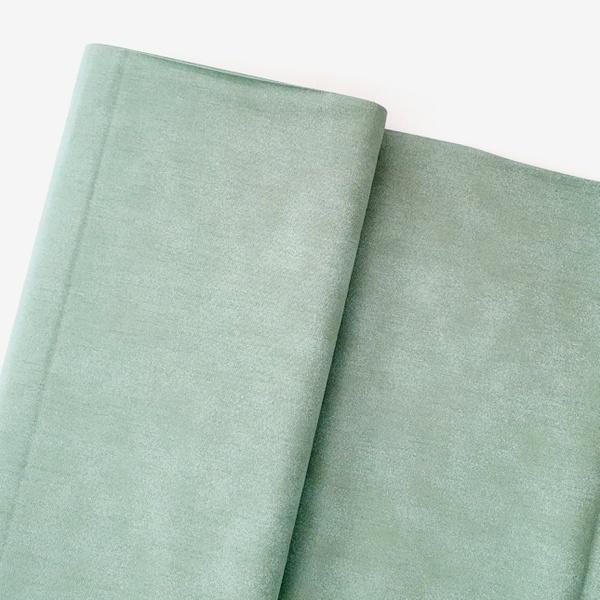 Tecido Tricoline Poeira - Verde Menta - 477.289.V2 - BOUTIQUEDASRENDAS