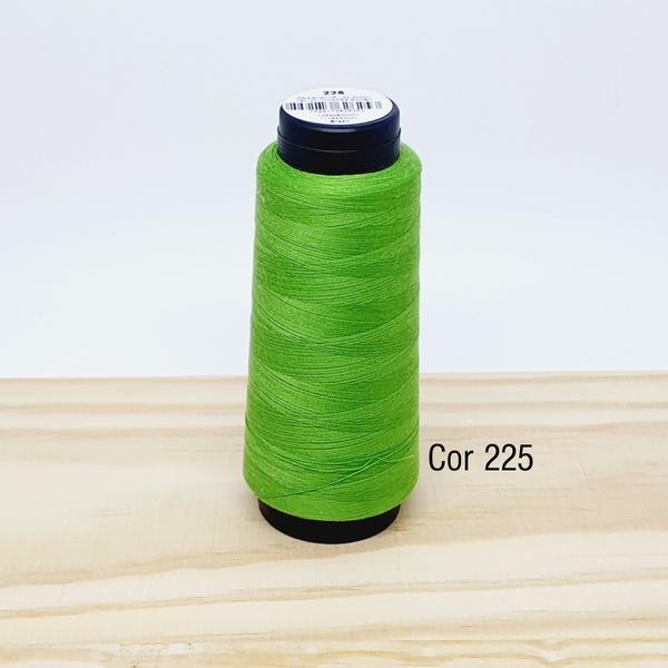 Linha para costura Resistente 2000j - cor 225 (ver... - BOUTIQUEDASRENDAS