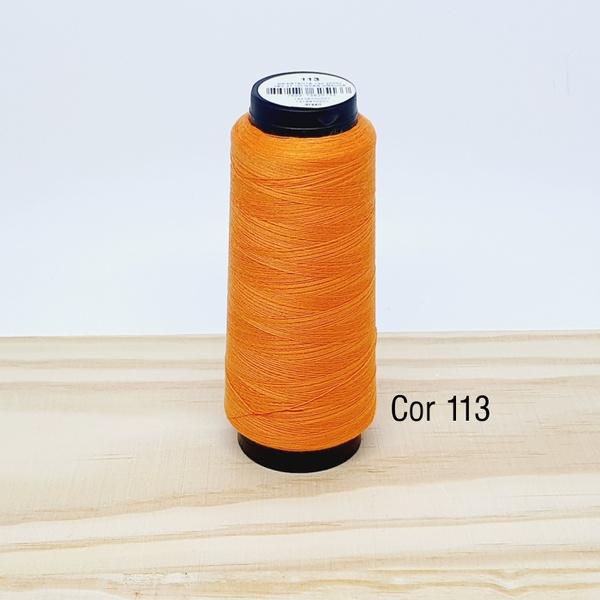 Linha para costura Resistente 2000j - cor 113 (lar... - BOUTIQUEDASRENDAS