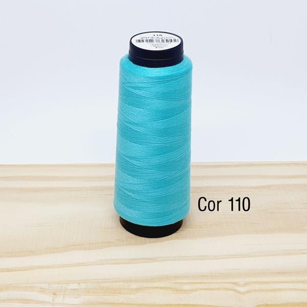 Linha para costura Resistente 2000j - cor 110 (tif... - BOUTIQUEDASRENDAS