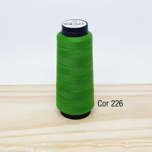 Linha para costura Resistente 2000j - cor 226 (ver... - BOUTIQUEDASRENDAS