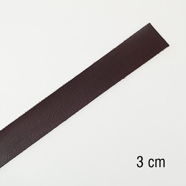 Tira de Montana sintético 1.5 - Café (3 cm) - T13 - BOUTIQUEDASRENDAS