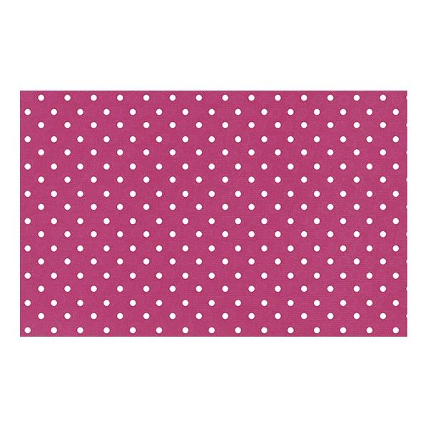 Viés Bolinha Marilda 24mm - Pink (rolo com 20 metr... - BOUTIQUEDASRENDAS