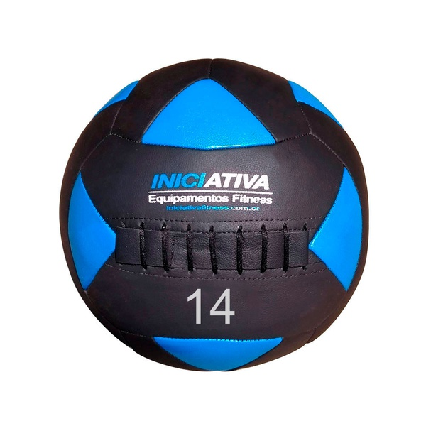 WALL BALL 30LB / 14KG - UNIDADE | INICIATIVA FITNESS
