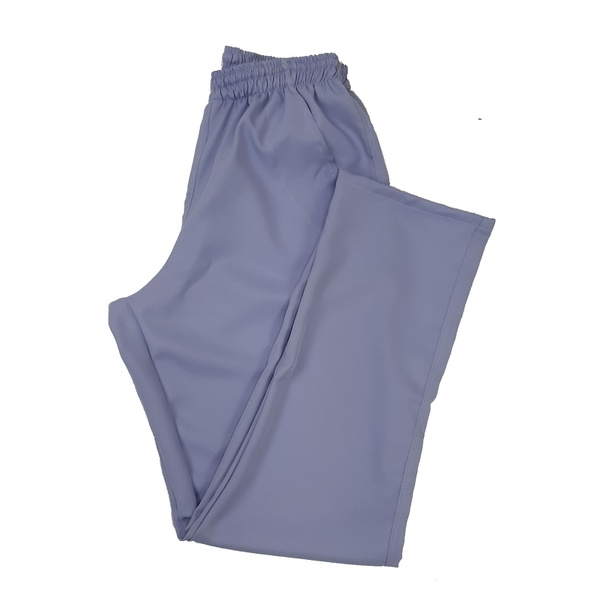Calça Lilás Gabardine Scrub Pijama Cirúrgico