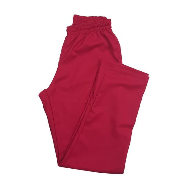 Calça Rosa Pink Gabardine Scrub Pijama Cirúrgico