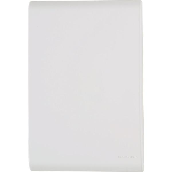 Placa 4x2 Cega Branco LIZ - Tramontina