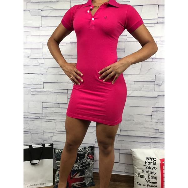 Vestido CK- pink