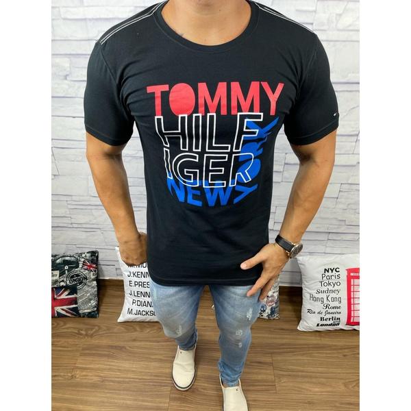 Camiseta Tommy DFC Preto