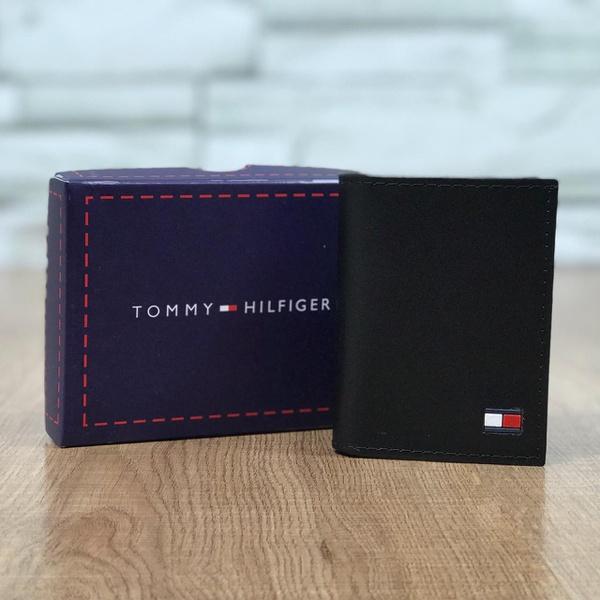 Porta Cartão Tommy Conforte vermelho