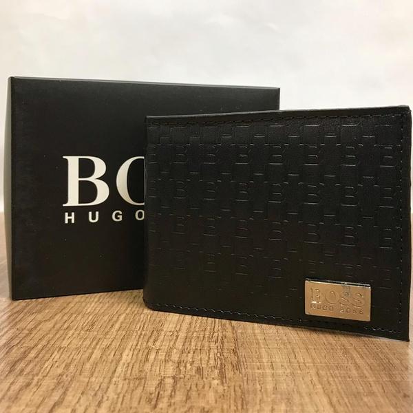 Carteira Cartão Hugo Boss