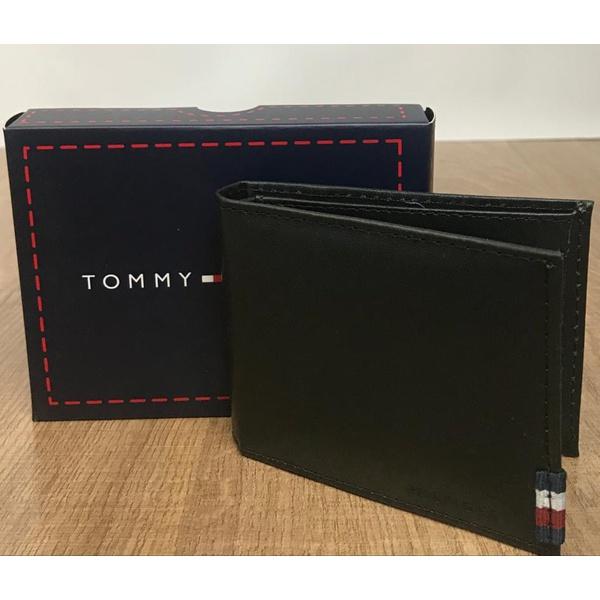 Carteira Tommy Preto