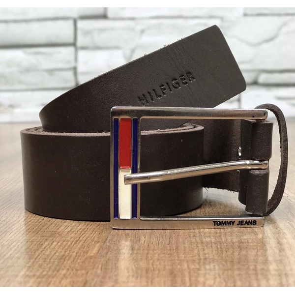 Cinto Tommy Hilfiger Marrom
