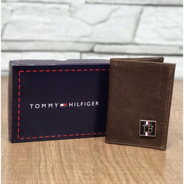 Porta Cartão Tommy Hilfiger Fossil Cafe
