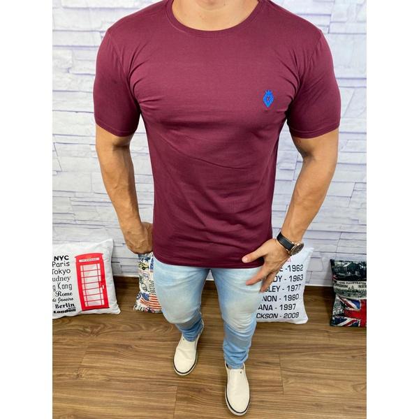 Camiseta Dgraud Vinho