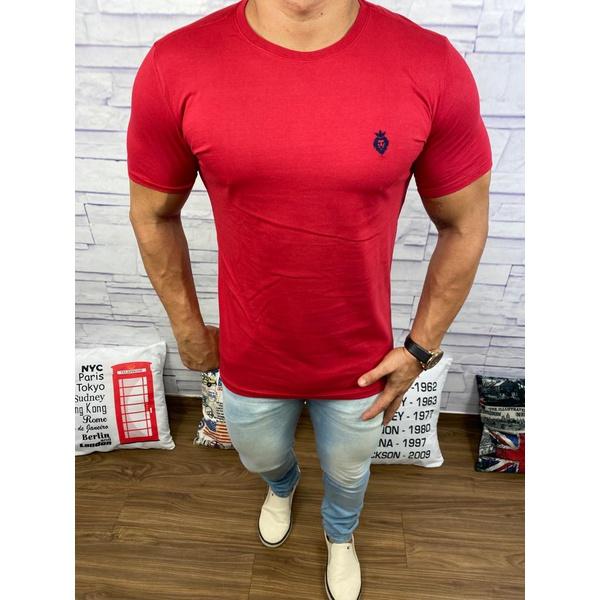 Camiseta Dgraud Vermelho