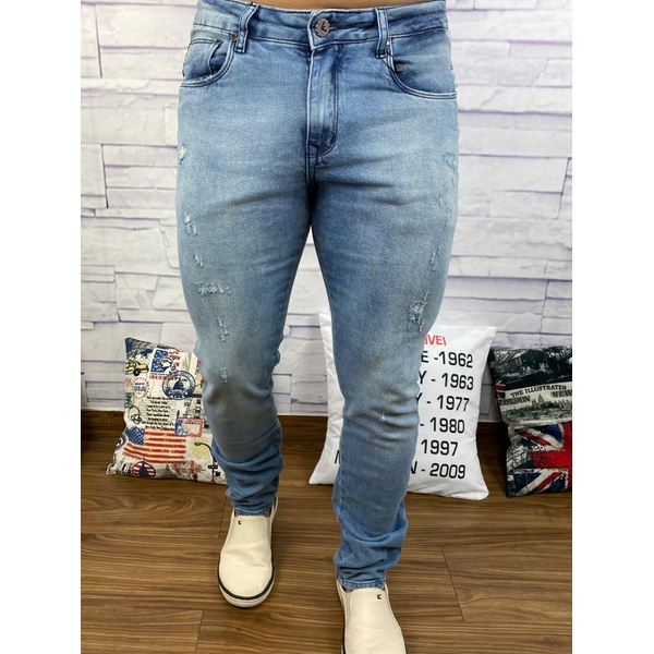 Calça Jeans ARMANI