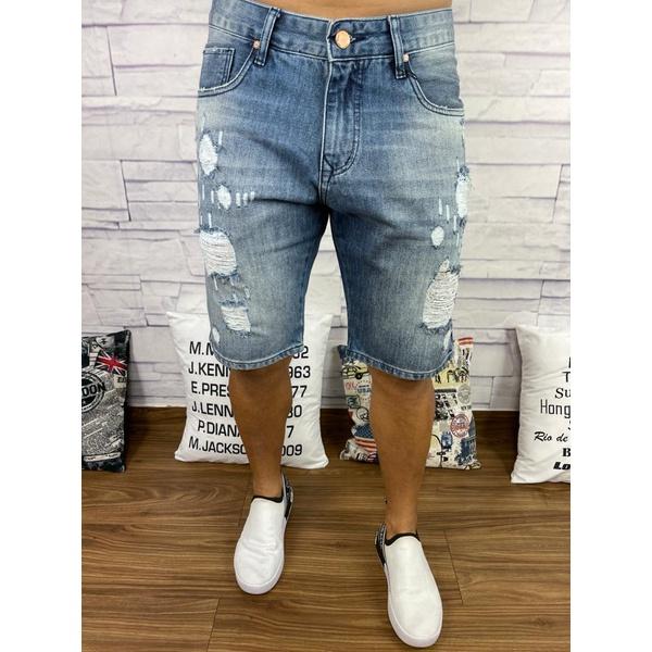 Bermuda Jeans CK