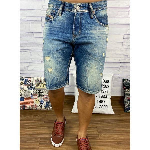 Bermuda Jeans Diesel