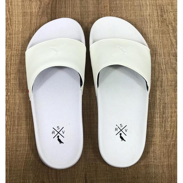 Chinelo Slide Rv Diferenciado Branco