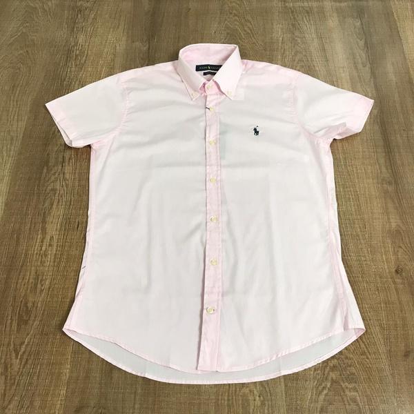 Camisa Manga Curta Ralph Lauren