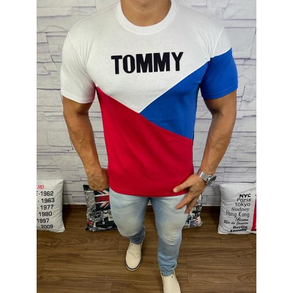 Camiseta TH DFC Branco