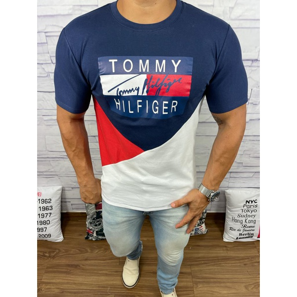 Camiseta Tommy DFC