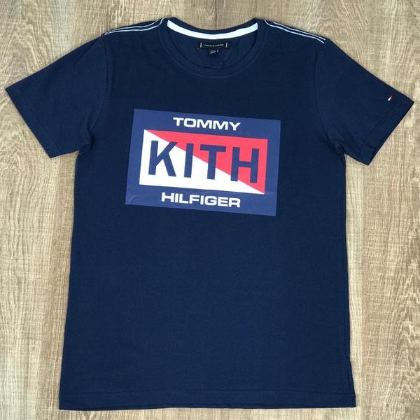 Camiseta TH DFC Marinho