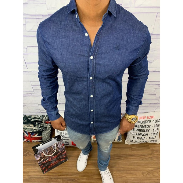 Camisa Social JJ