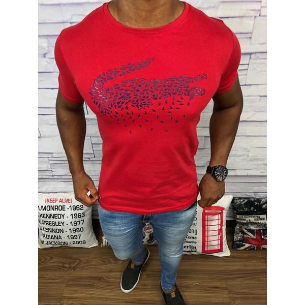 Camiseta LCT Vermelha