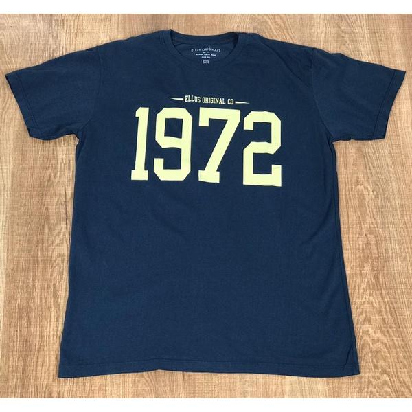 Camiseta Ellus Azul Marinho⭐