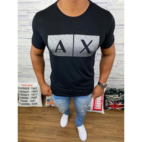 Camiseta Armani Preta
