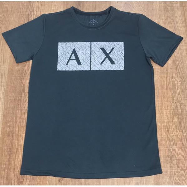 Camiseta Armani Chumbo⭐