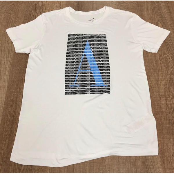 Camiseta Armani Branco⭐