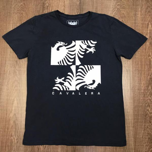 Camiseta Cavalera Grafite