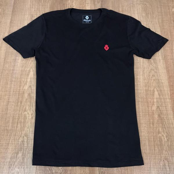Camiseta Dgraud Preto