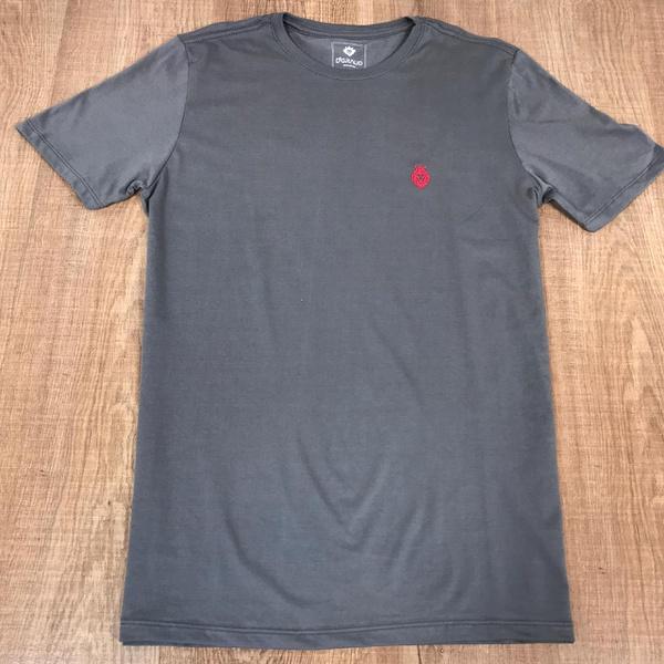 Camiseta Dgraud Cinza