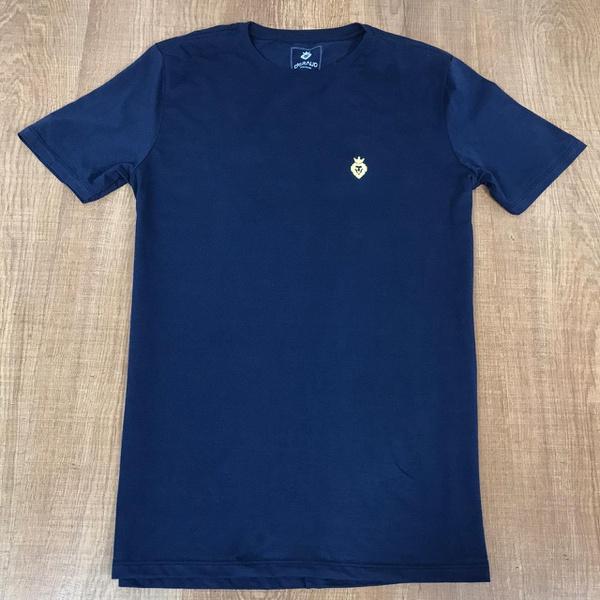 Camiseta Dgraud Azul Marinho