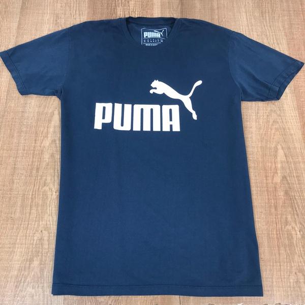 Camiseta Puma Azul