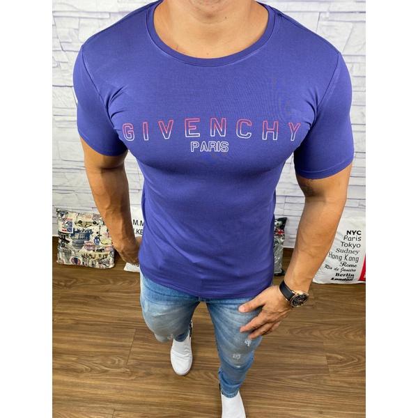 Camisetas Givenchy Roxa