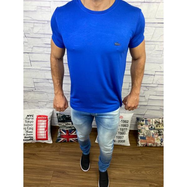 Camiseta LCT - Azul Bic