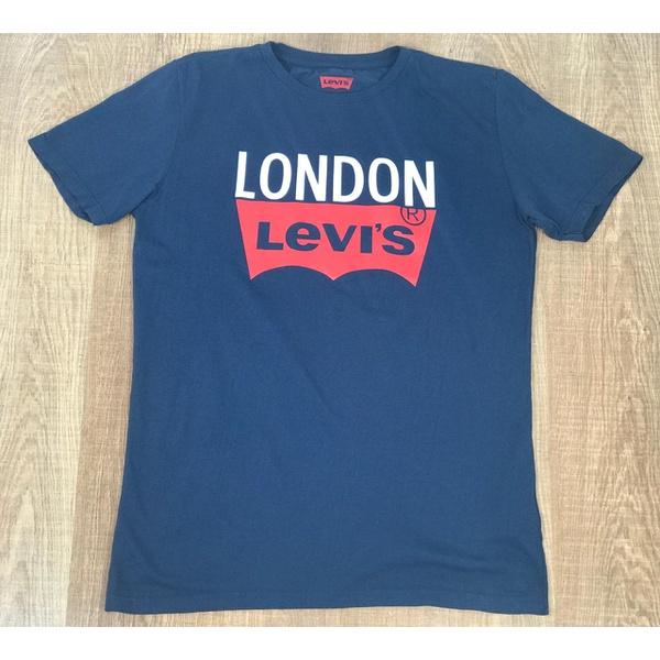 Camisetas Levi's Azul marinho