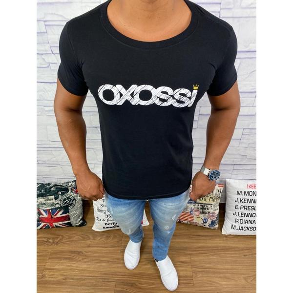 Camiseta OSK - Preta ⭐
