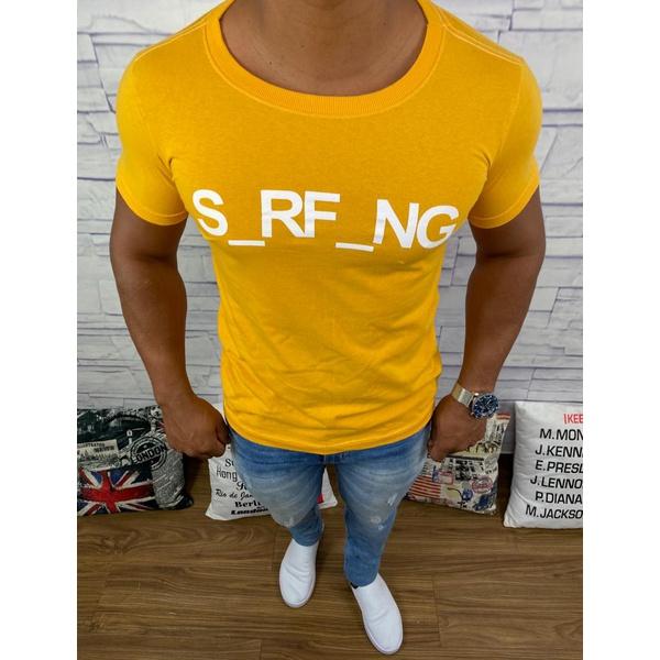 Camiseta OSK - Amarela