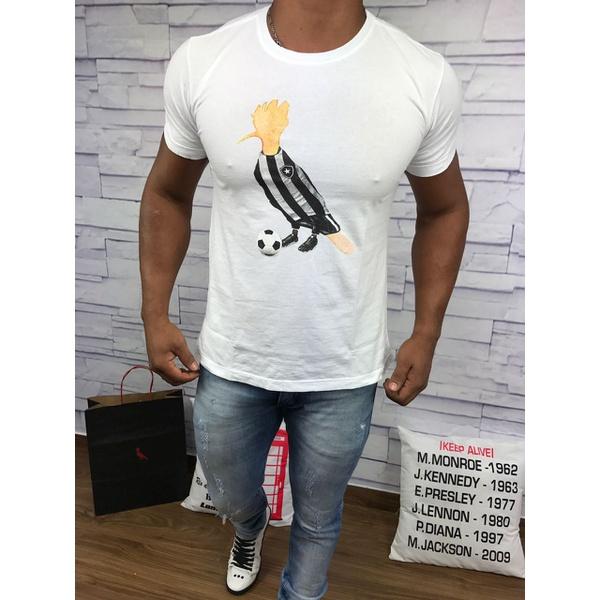 Camiseta Rsv Branco ⭐