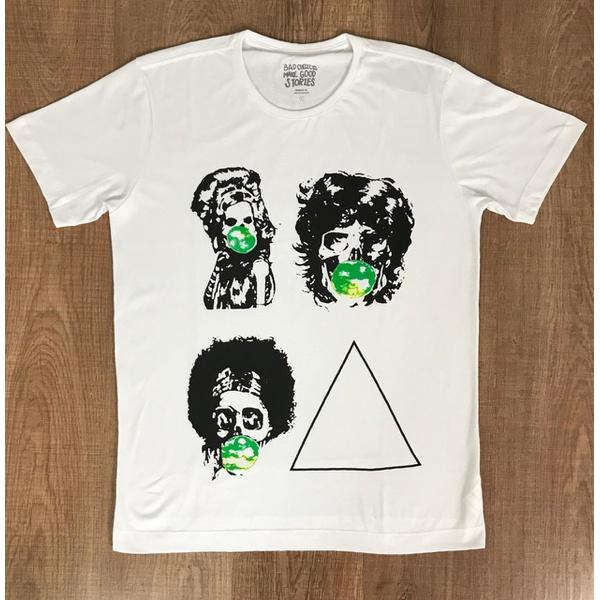 Camiseta Sergio K - Branca