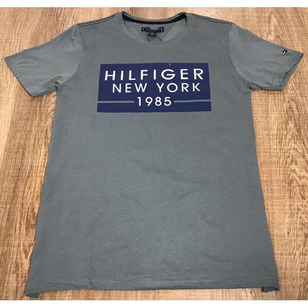 Camiseta TH - Diferenciada Cinza