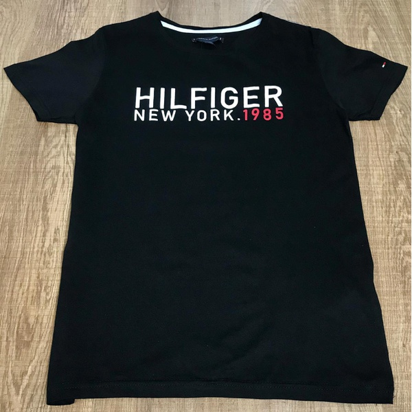 Camiseta TH - Diferenciada Preto⭐